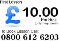 Intensive Driving Lessons in London