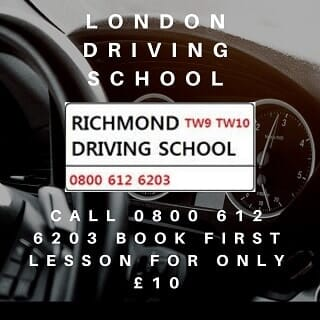Best Driving School in Clapham
