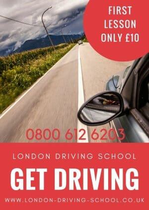 1st Driving Lessons in London £10