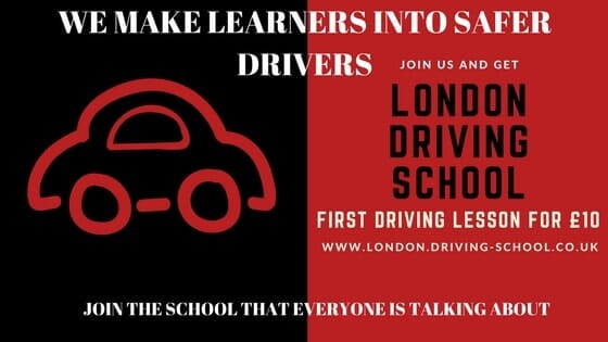 Get driving with the fastest driving school in London