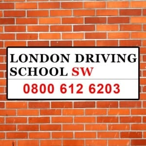London Driving School in Camberwell