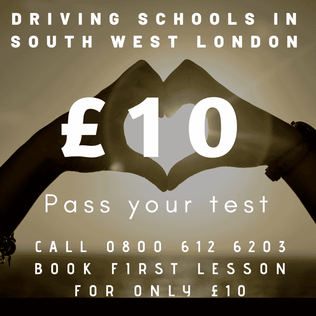 Best Driving Schools in Battersea