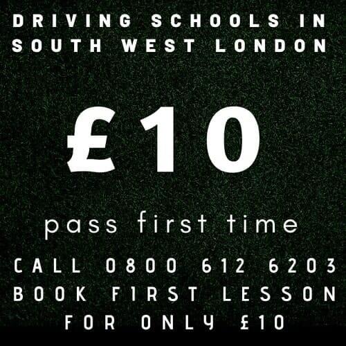 Best Driving School in Chiswick